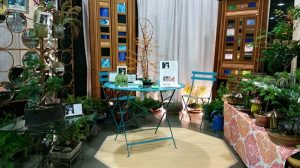 Patio Garden Design for Portland Home Show