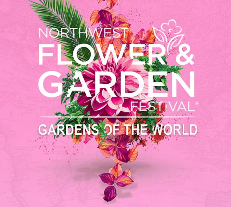 Northwest Flower and Garden Festival welcomes you!