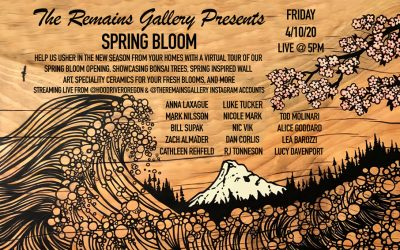 Latest Endeavour for Bonsai Akira–Showcase at The Remains Gallery in Hood River